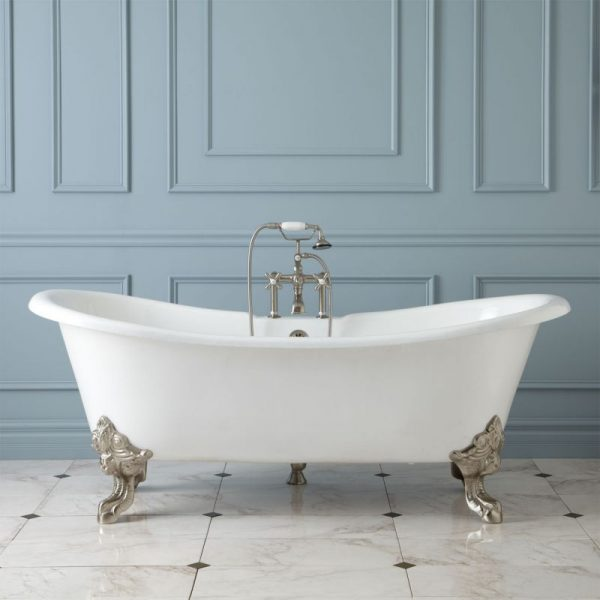 The Glaisdale Roll Top Bath | Country Cast Iron Baths