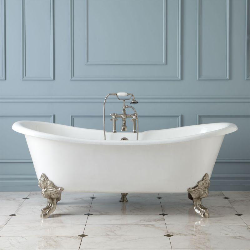 The Glaisdale Roll Top Bath | Country Cast Iron Baths