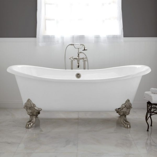 The Glaisdale Roll Top Bath Country Cast Iron Baths